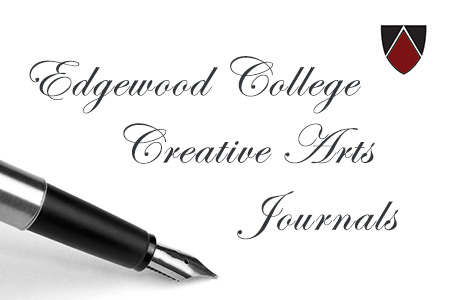 Fountain pen and the Edgewood Shield