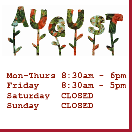August Hours