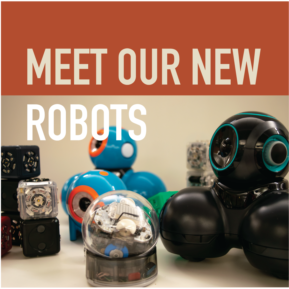 Teaching tools -- Robots