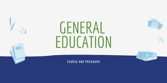 General Education Graphic Banner