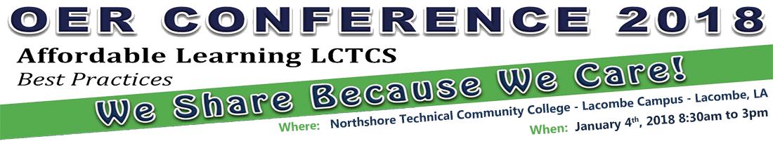 OER Conference Registration Banner