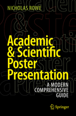 Book Cover of Academic & Scientific Poster Pres