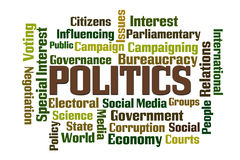 Elections Word Art