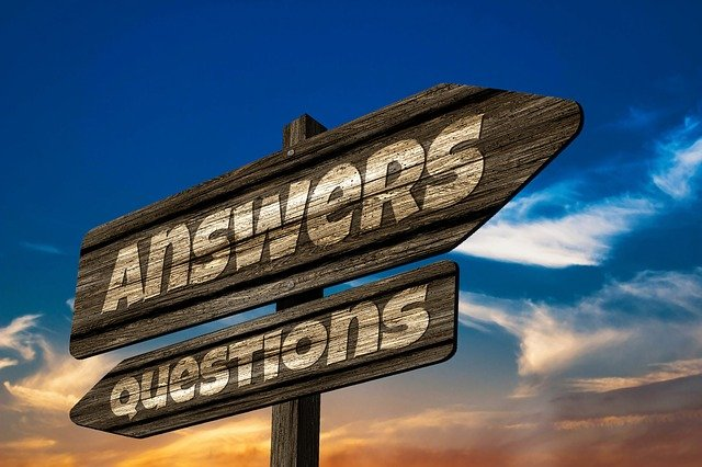 Questions, Answers
