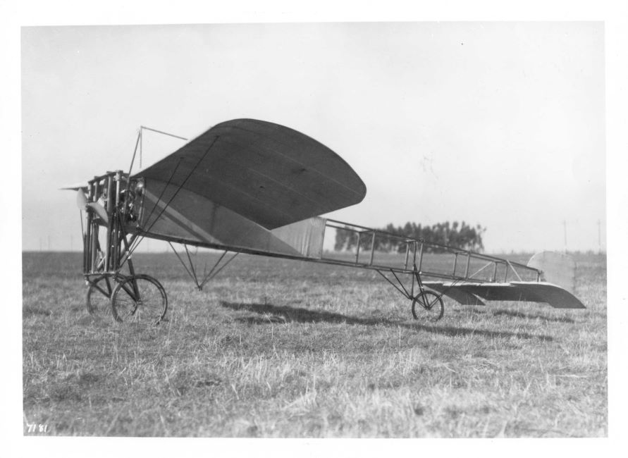1910 Air Meet Photograph