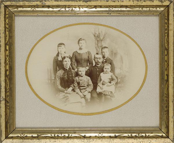 Hogarty family