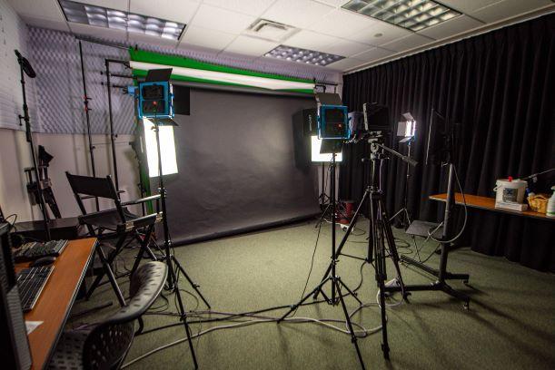 studio space video side