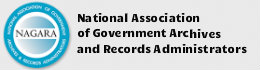 National Association of Government Archives and Records Administrators logo