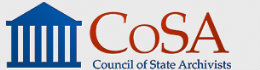 Council of State Archivists logo