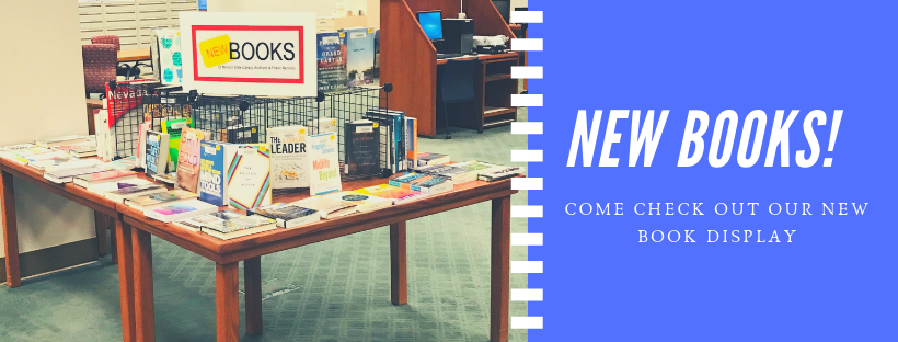 new books slide