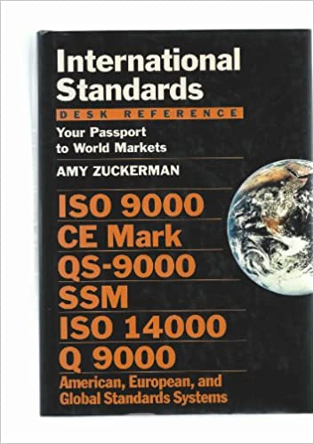 International Standards Desk Reference