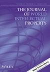 Journal of World Intellectual Property