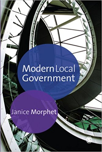 Cover of Modern Local Government