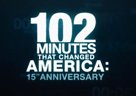 Weekend Watching: 102 Minutes That Changed America
