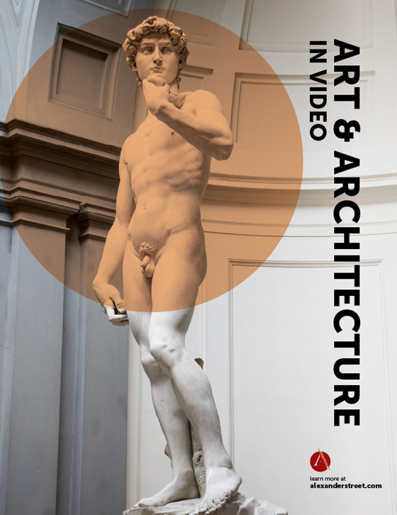 Art & Architecture Online Brochure Cover