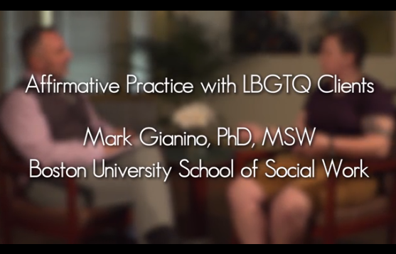 Affirmative Practice with LBGTQ Clients