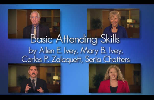 Basic Attending Skills, 5th edition