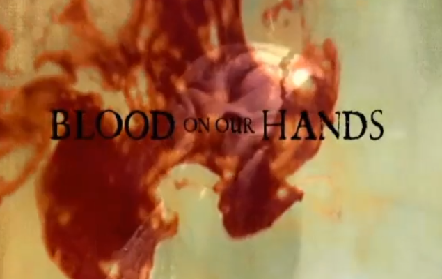 Blood on Our Hands: The English Civil War