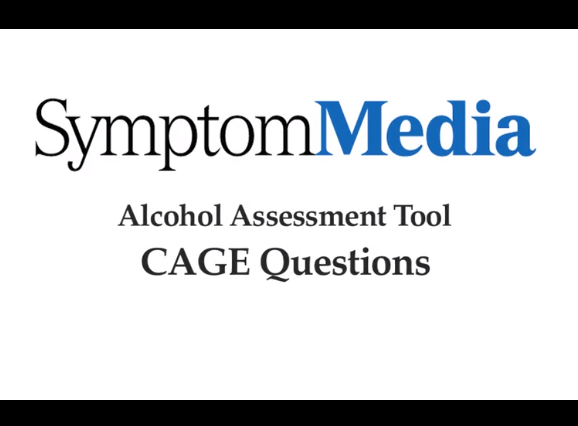 Alcohol Assessment Tool: CAGE Questions