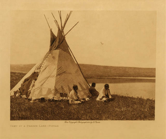 Camp at Praire Lake