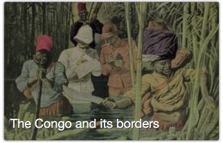 Congo and its borders