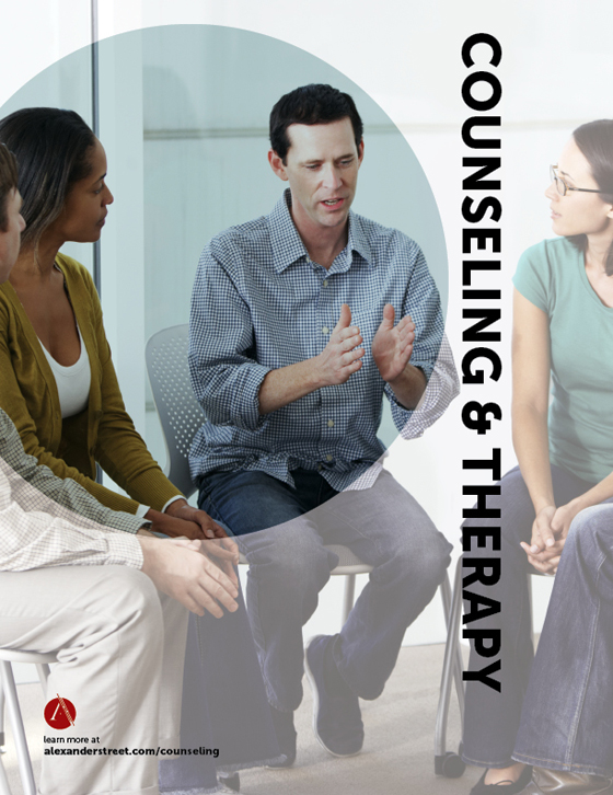 Browse Counseling and Therapy Titles