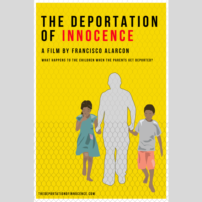 The Deportation of Innoncence