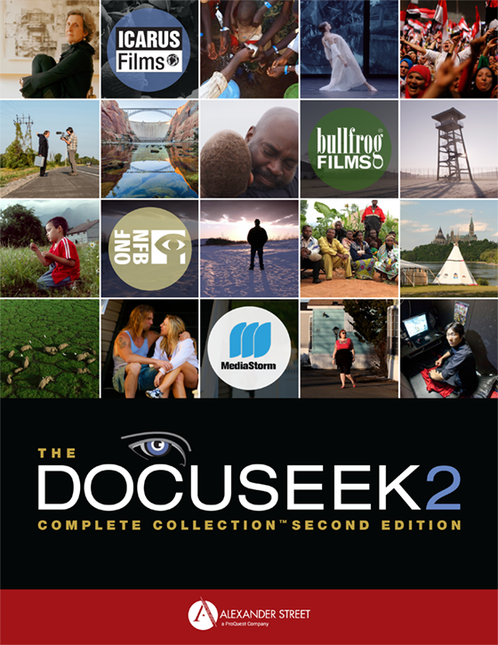 The Docuseek2 Complete Collection Brochure Cover