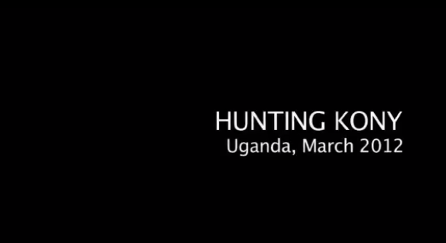 Human Rights Week: Hunting Kony