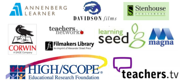Featured Educational Content Providers