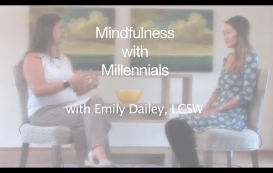 Mindfulness for Millennials