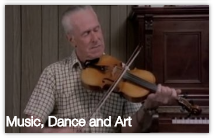 Browse Music Dance and Art