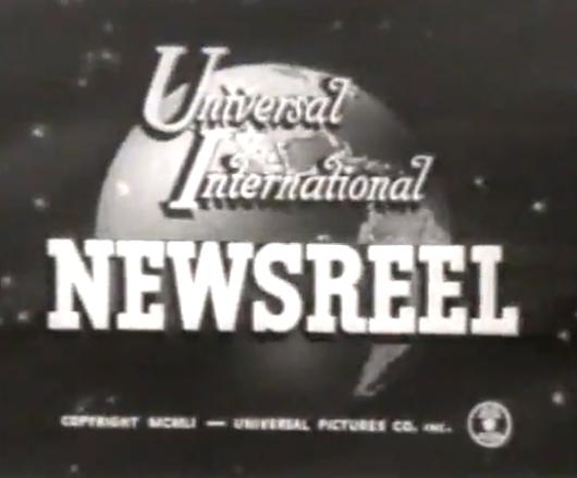 November 29th Newsreels