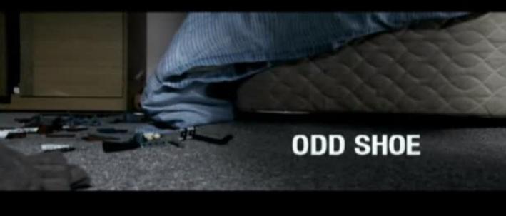 Weekend Watching: Odd Shoe