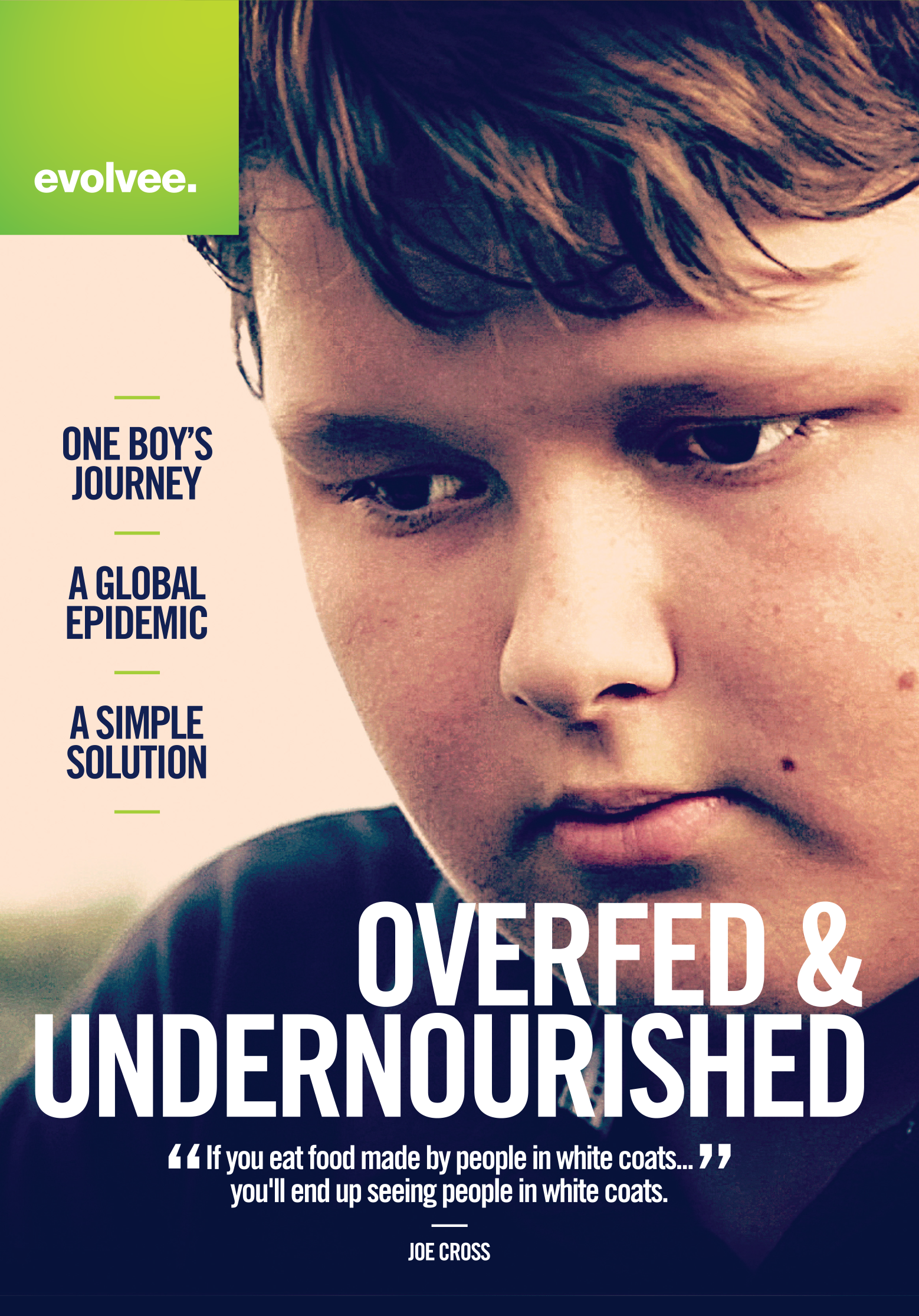 Overfed Undernourished Cover