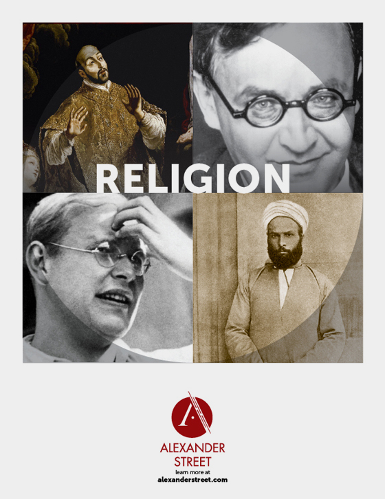 Religion Brochure Cover