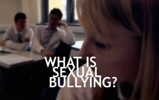 Understanding and Preventing Sexual Bullying