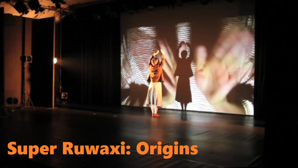 Super Ruwaxi: Origins