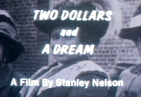 Two Dollars and A Dream