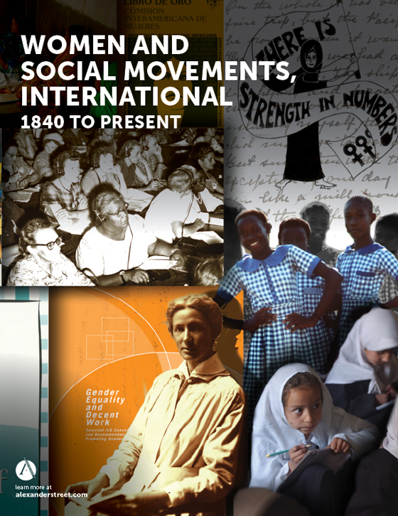 Women and Social Movements, International