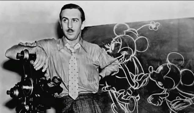 Birthday: Walt Disney