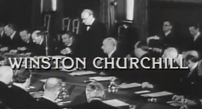 Winston Churchill Playlist