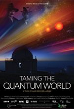 Taming the Quantum World Cover