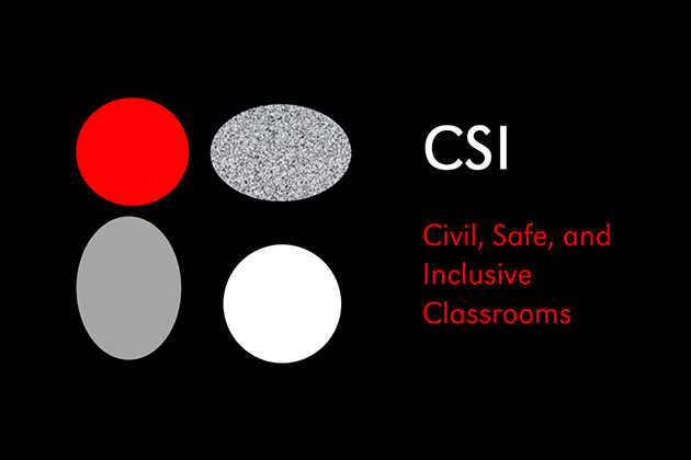 Creating Civil, Safe, and Inclusive Classrooms