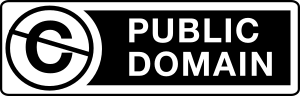 Public Domain mark from Creative Commons website
