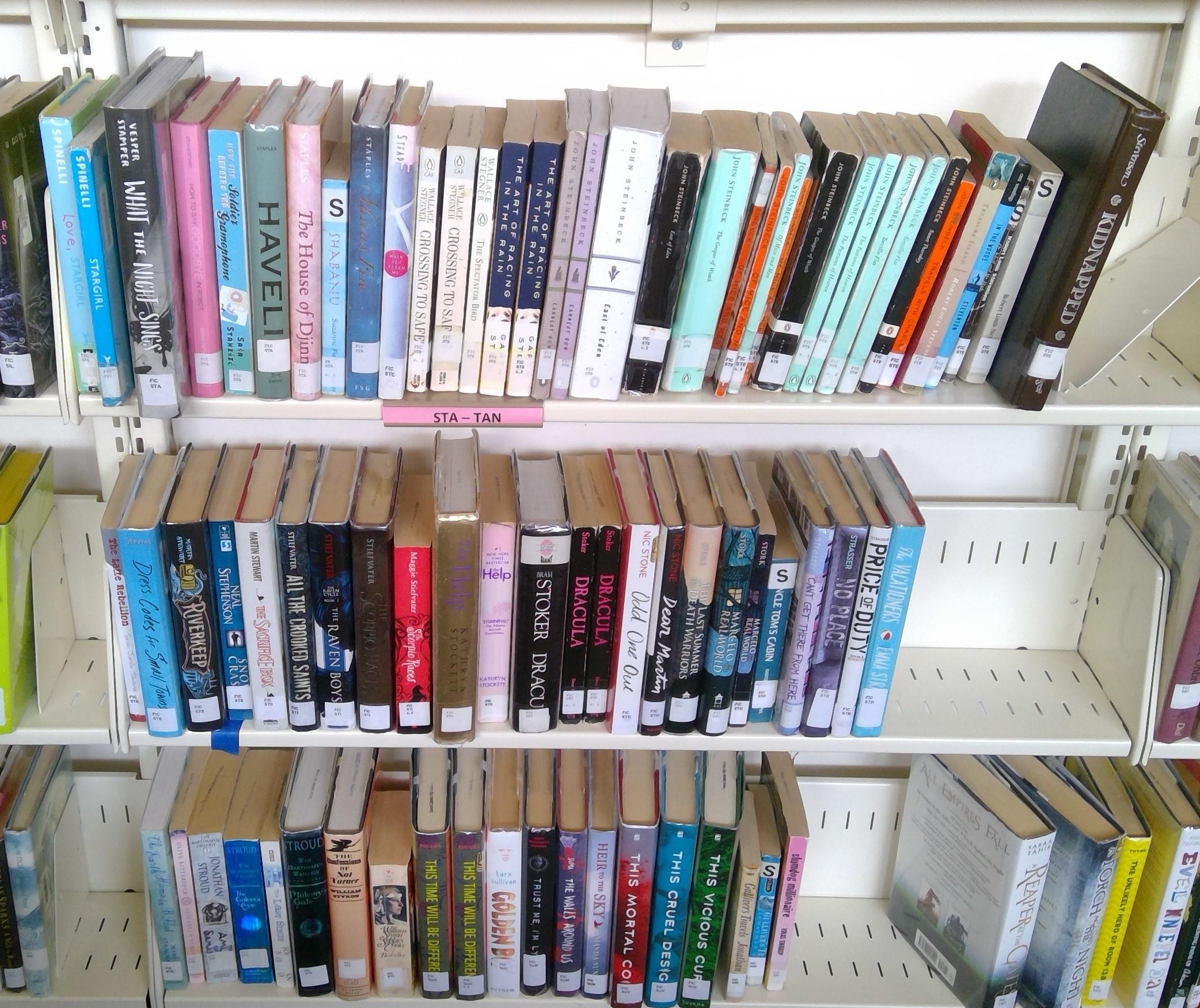 FIC Shelf 33