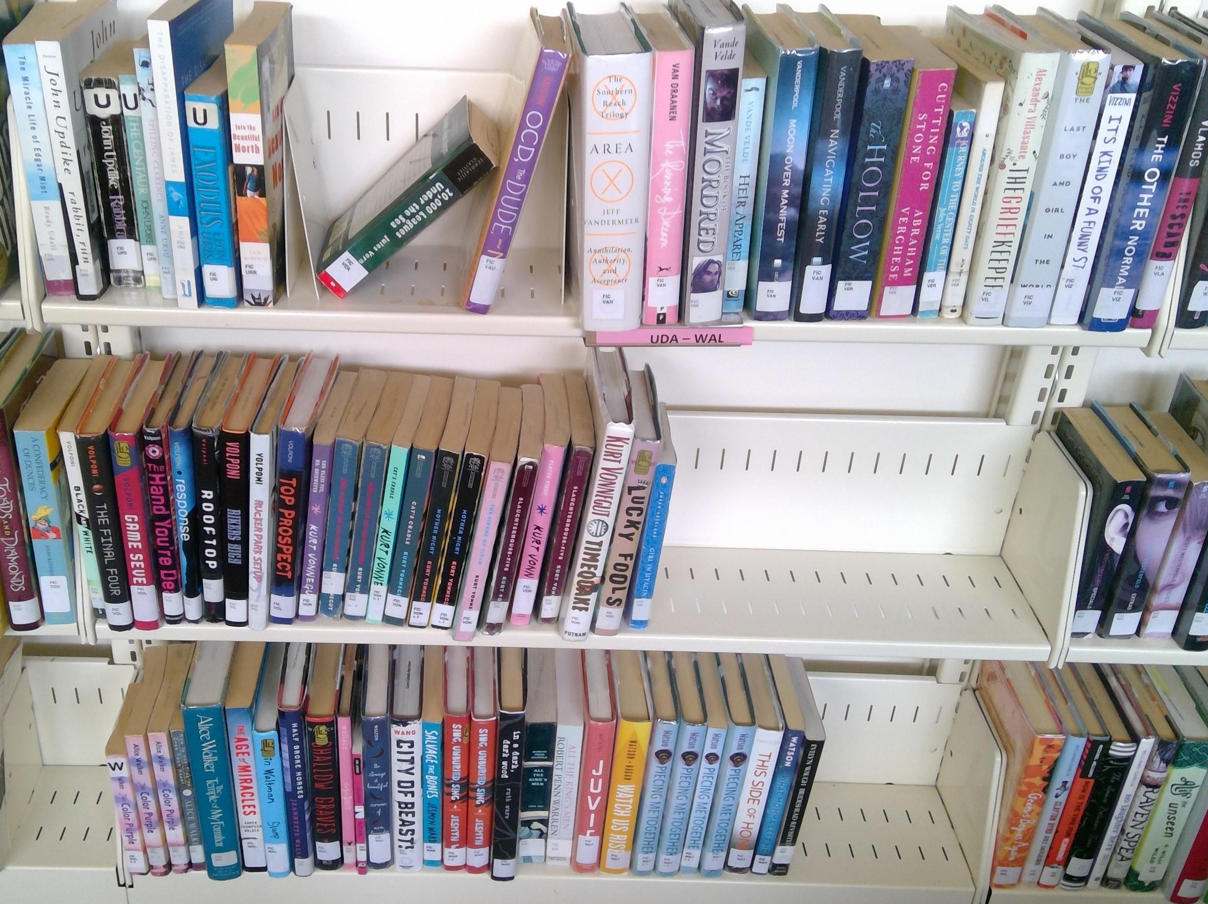 FIC Shelf 35
