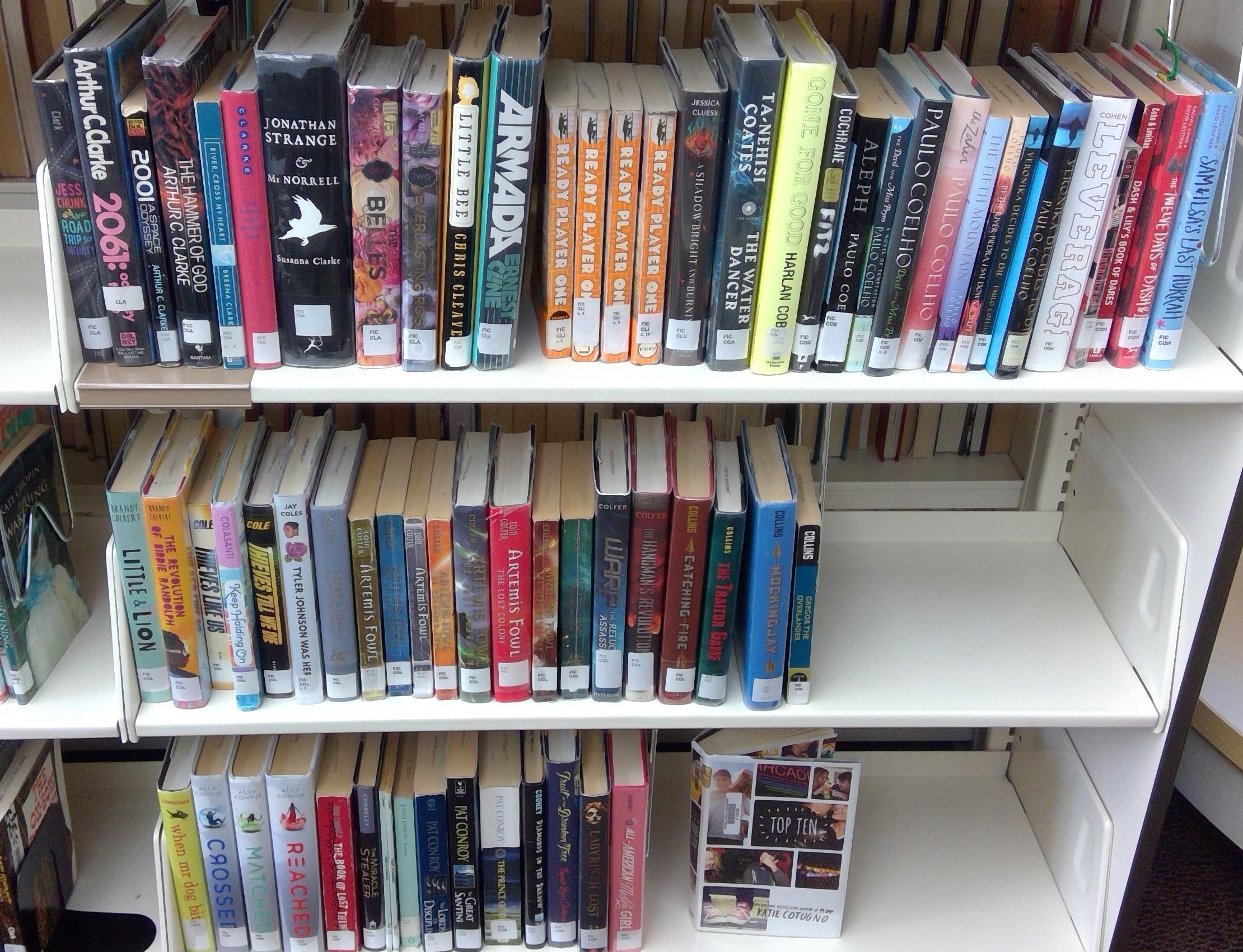 FIC Shelf 7