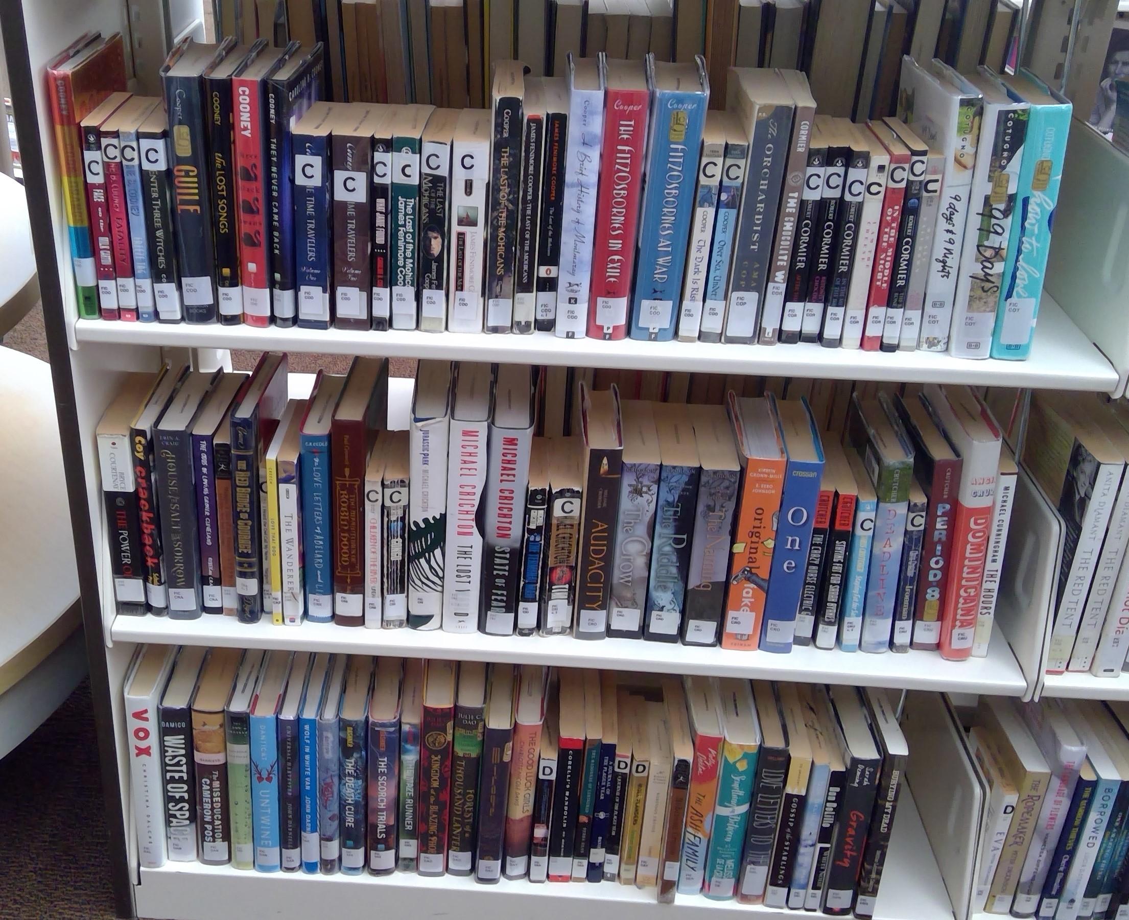 FIC Shelf 8