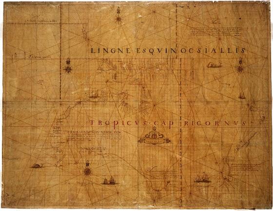 The Bonaparte Tasman map Digital order no. a127035h